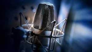 almanca seslendirme hizmeti