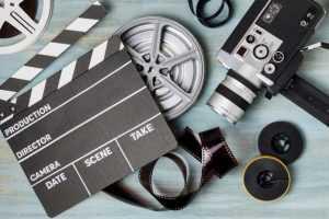 profesyonel kamera çekimi